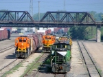 100823062 Current Deadline At BNSF Northtown &quot;T&quot; Yard